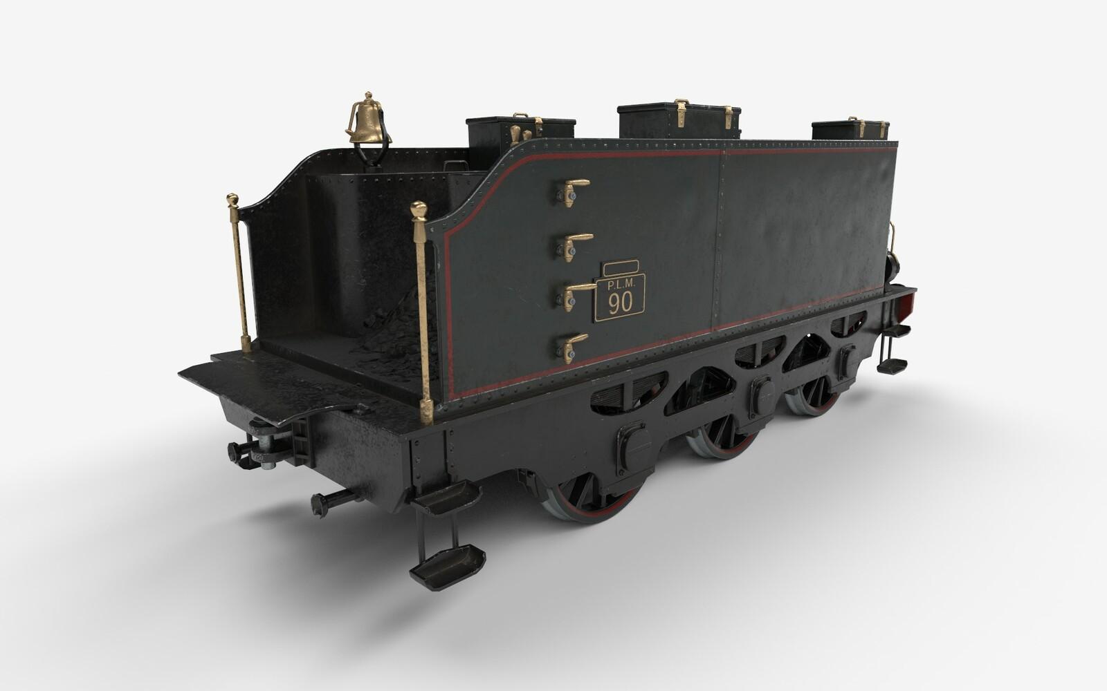 Class 121 Tender