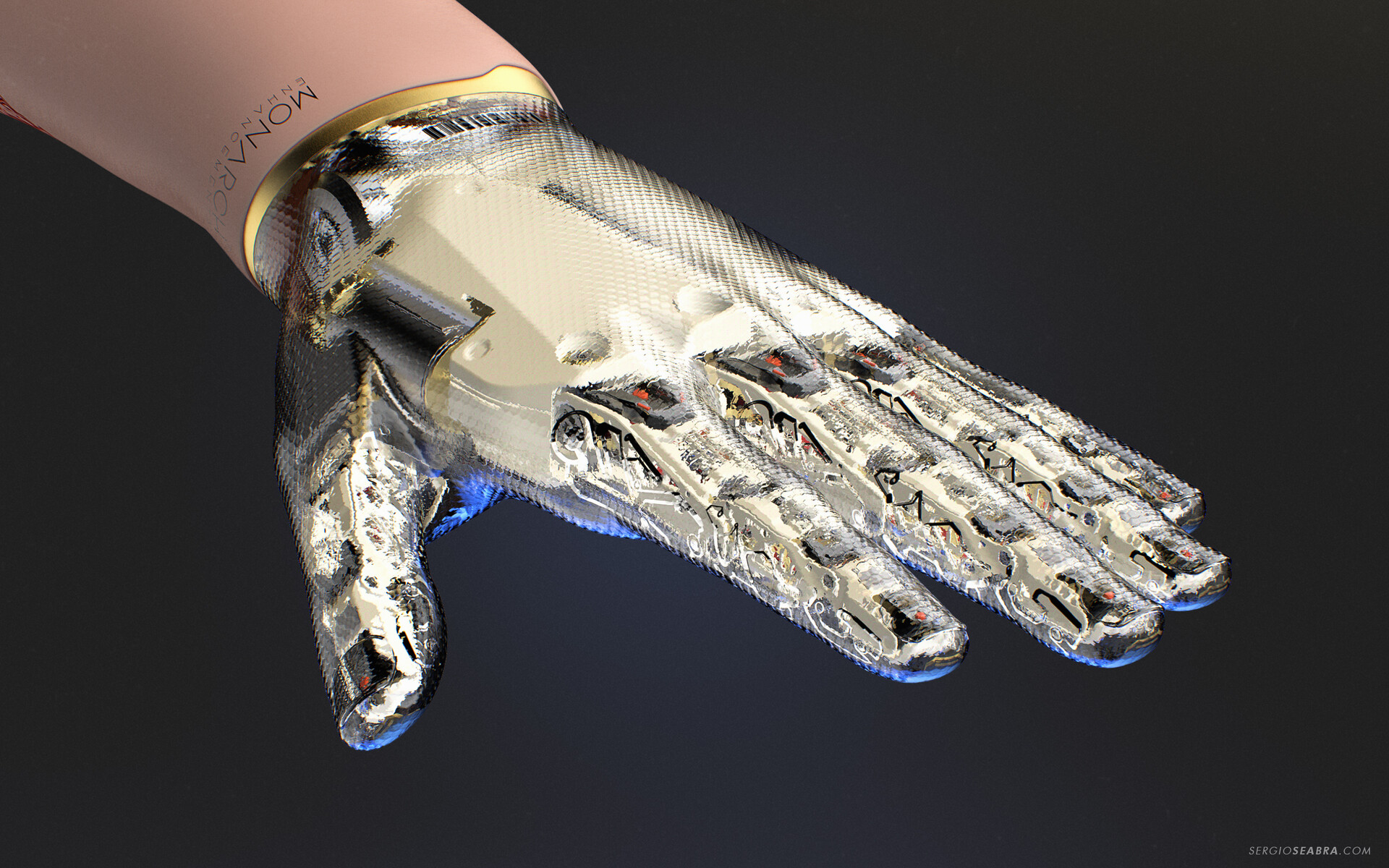 Sergio seabra 20190911 monarch prosthetic arm