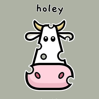 Character ark holey cow