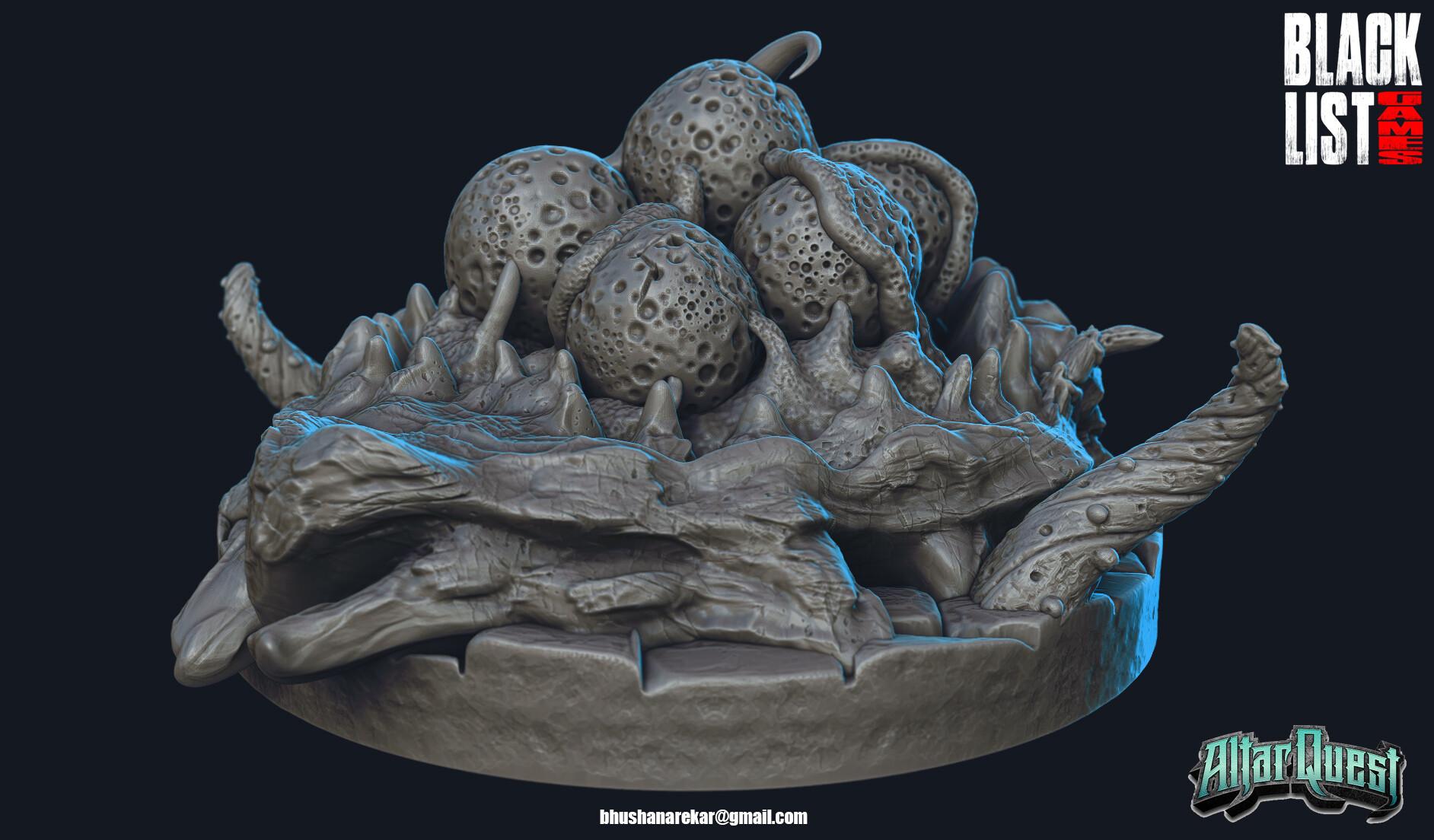 Plague Nest.