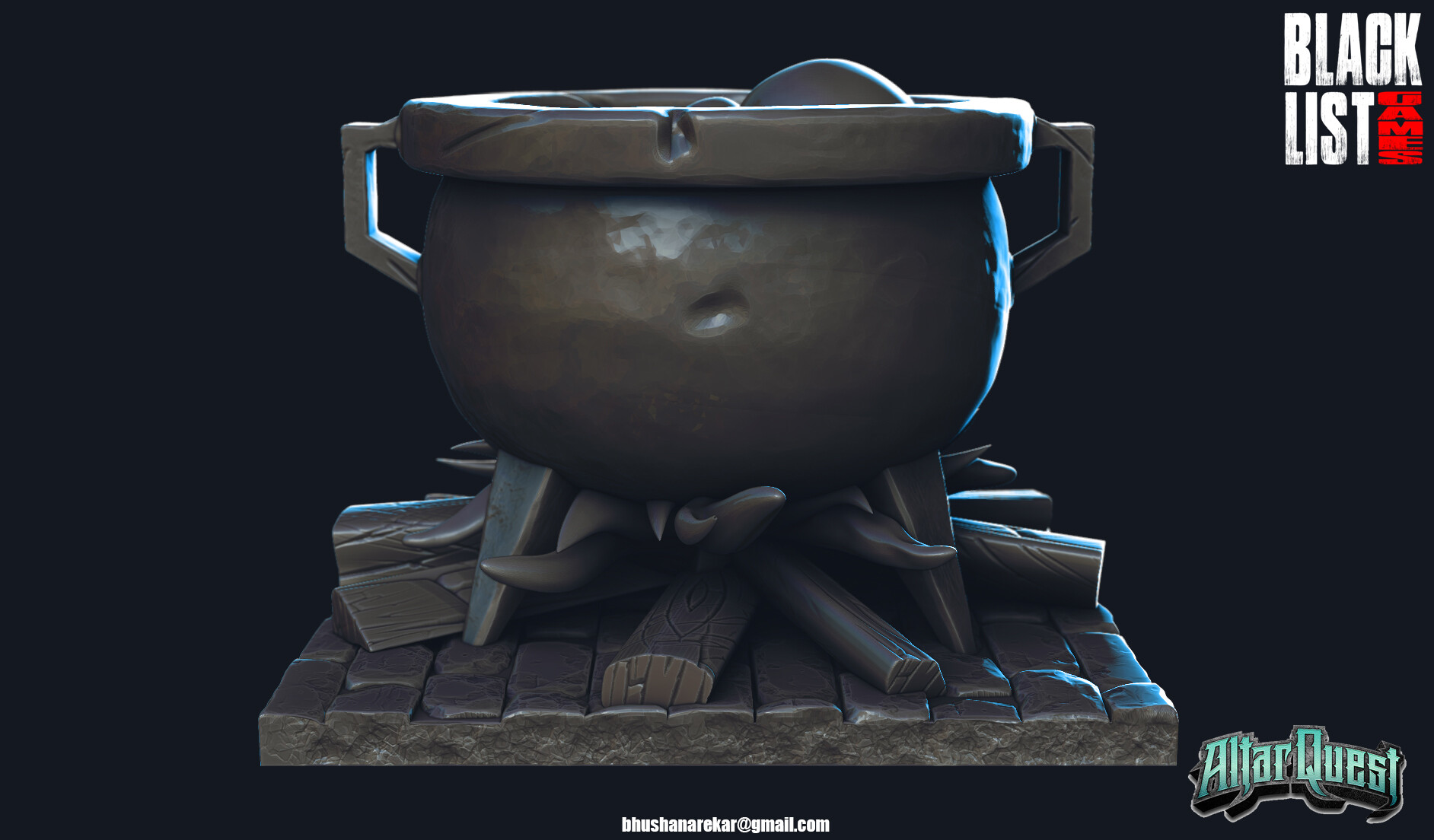 Cauldron.