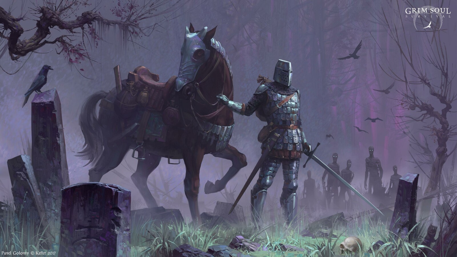 Final illustration that went into the game release.