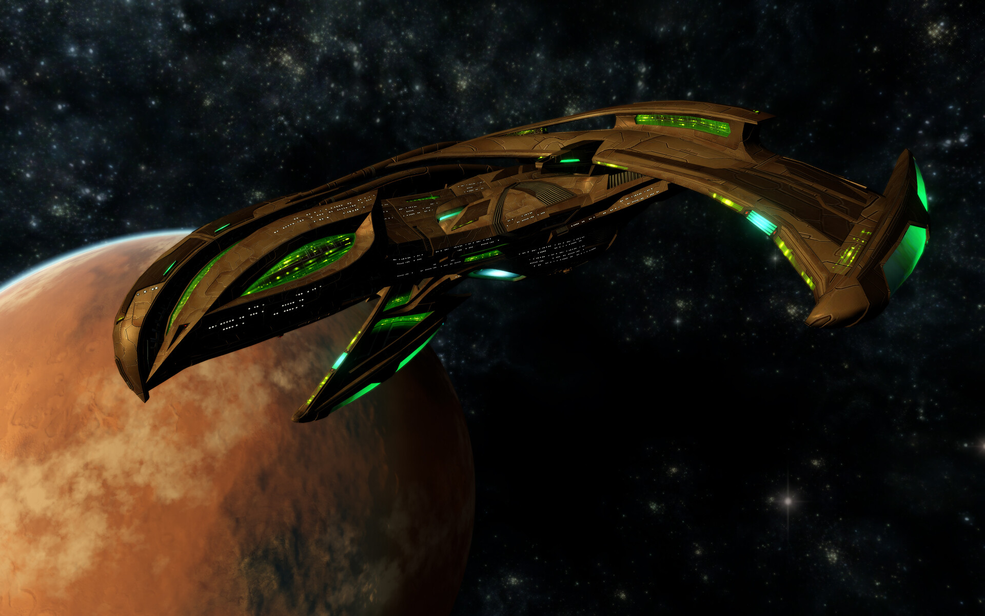 Star Trek Online in-game screenshot