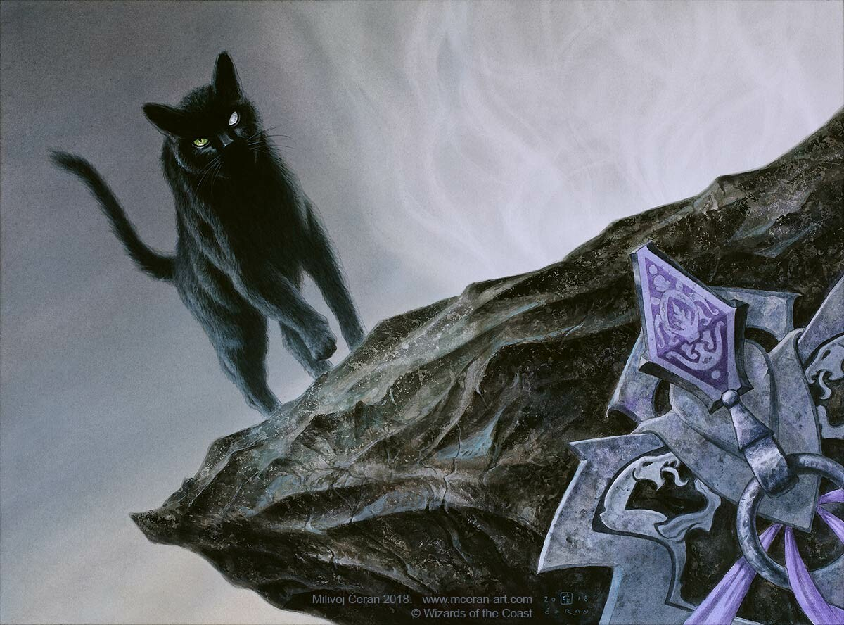 Milivoj ceran mceran mtg cauldron familiar 001