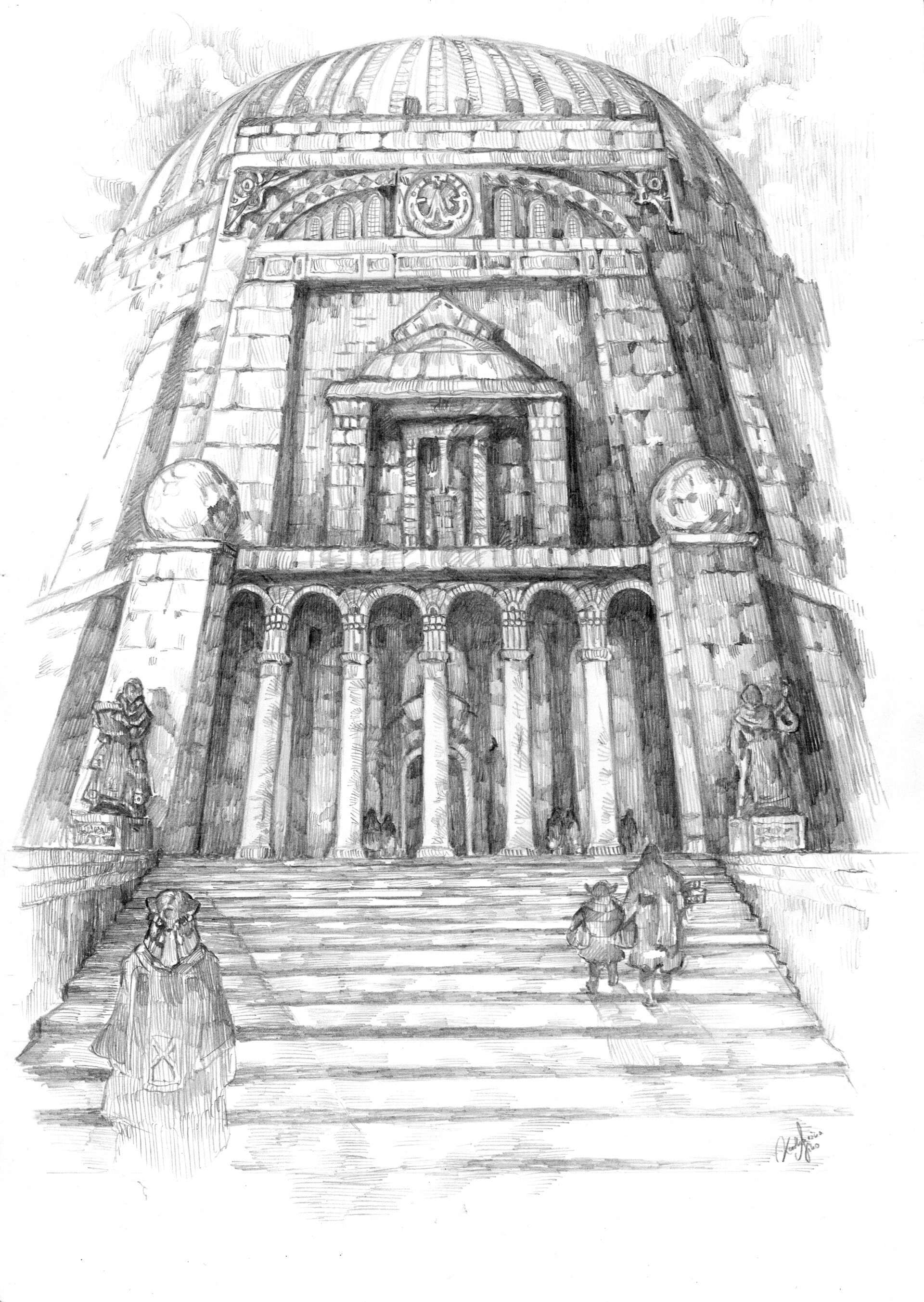 EARTHDAWN: The bank of commerce