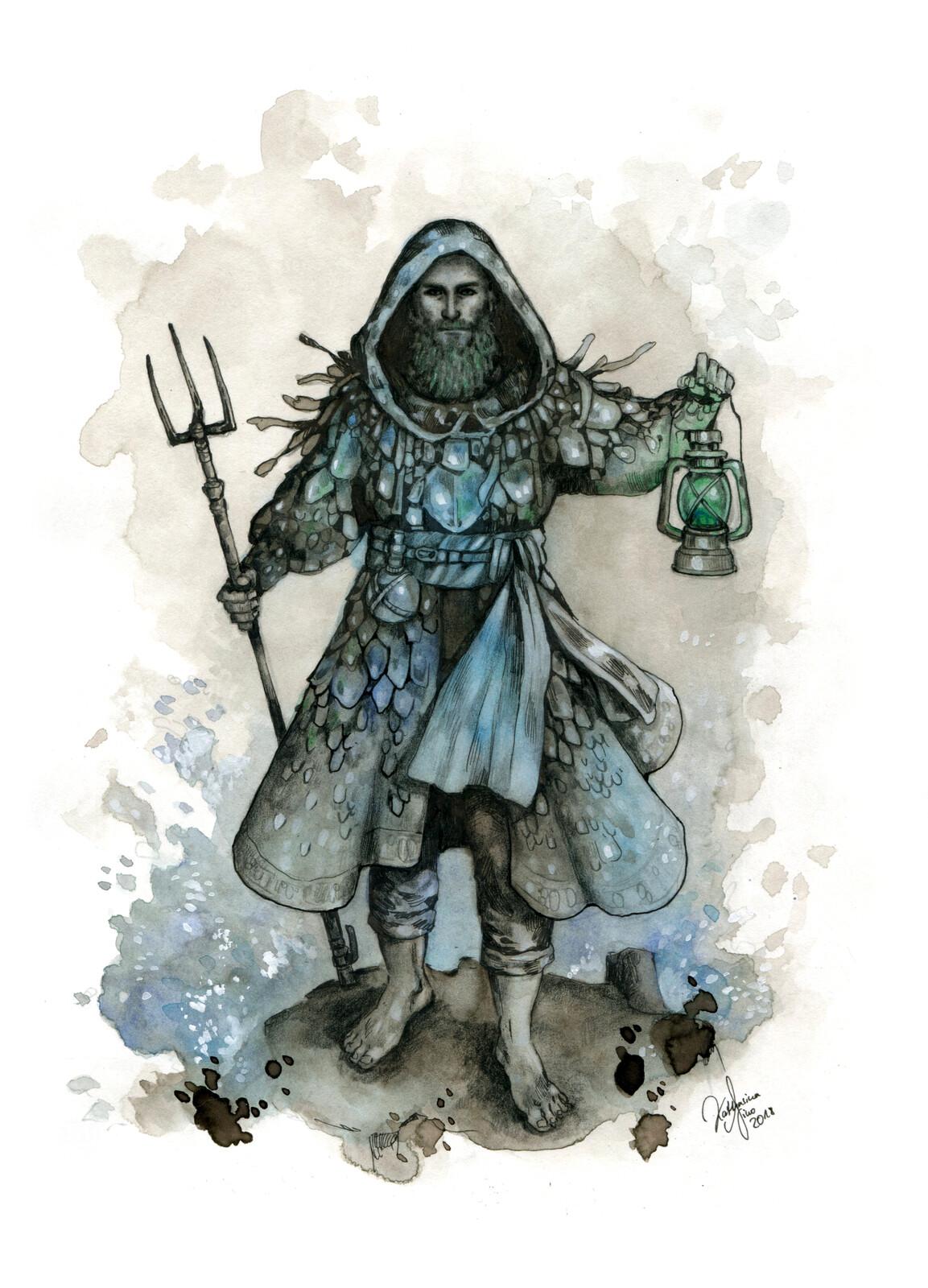 Water priest
