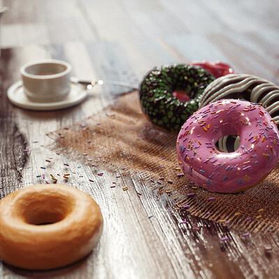 Pietro chiovaro donut 1
