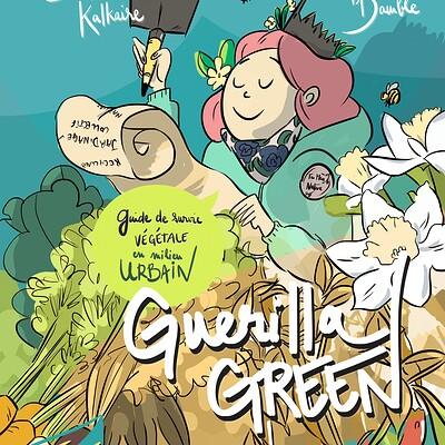 Cibee kamara guerilla green couv final signaturelatchi