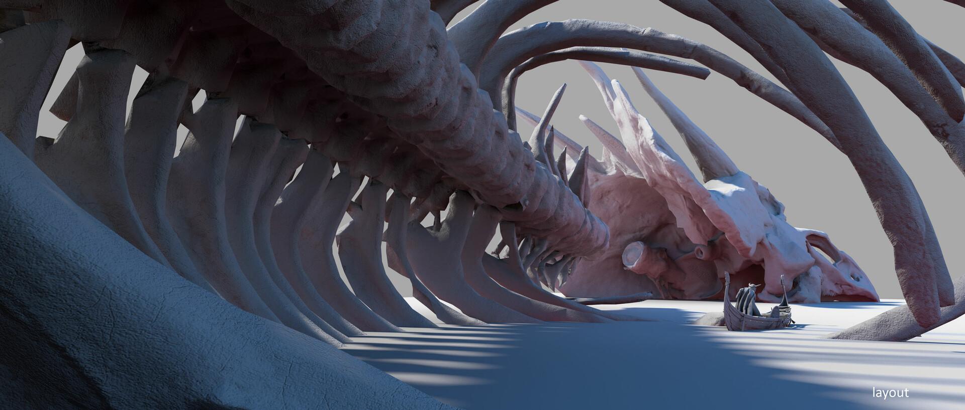 Gaelle seguillon dragonshrine layout