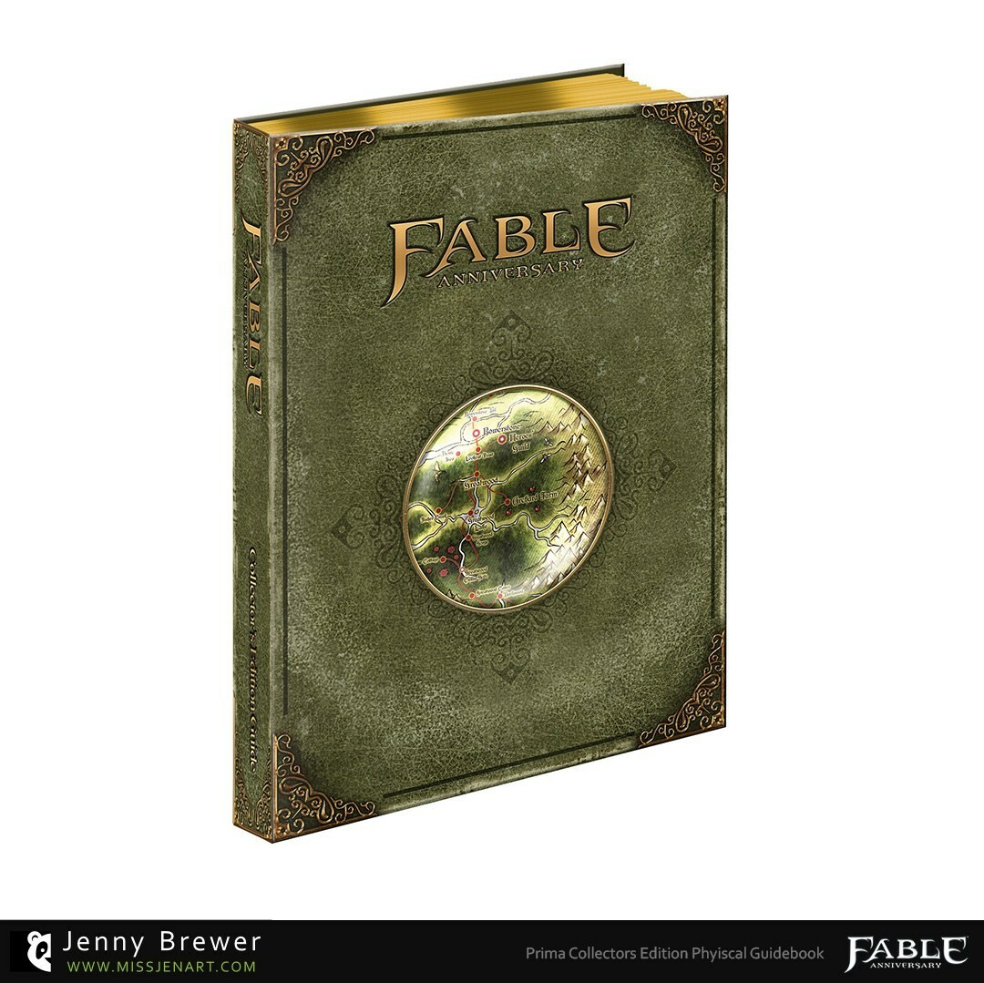 The frontend menu also inspired the design for the collectors edition strategy guide made by Prima Games.