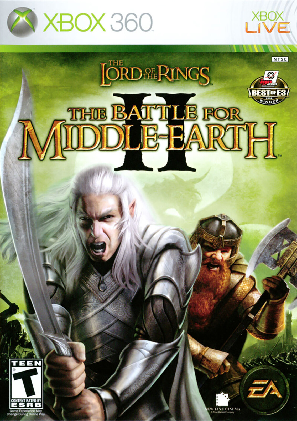 LOTR: The Battle For Middle Earth II