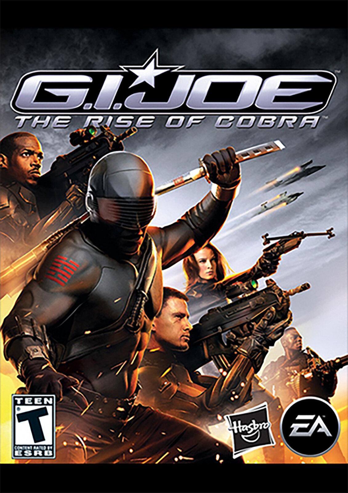 GIJOE: The Rise Of Cobra