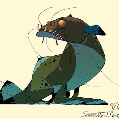 Satoshi matsuura 2019 09 03 catfish dragon s