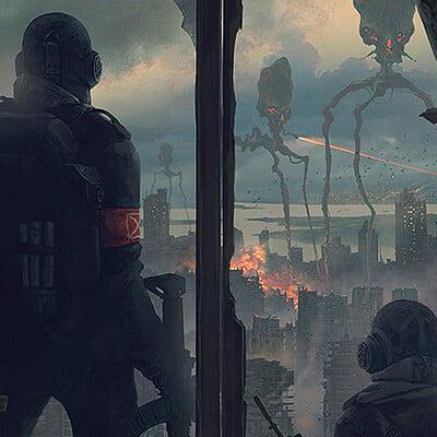 Alexey egorov war of the worlds