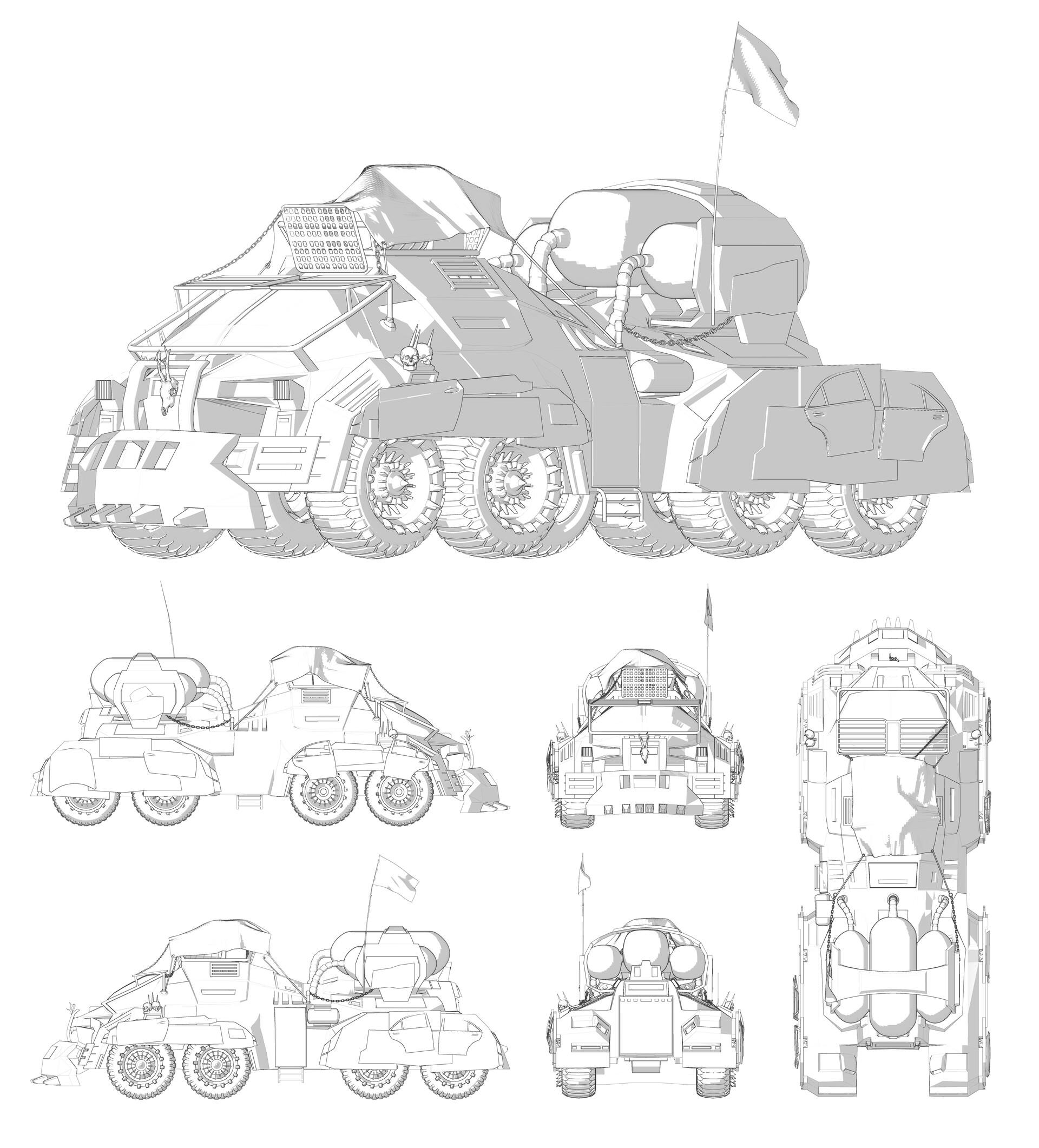Sebastian ludke vehicle sketch 002