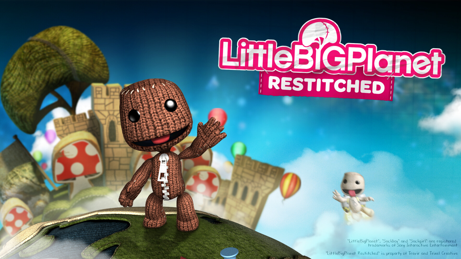 Image result for LBp restitched