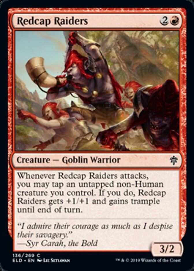Lie setiawan eld 136 redcap raiders