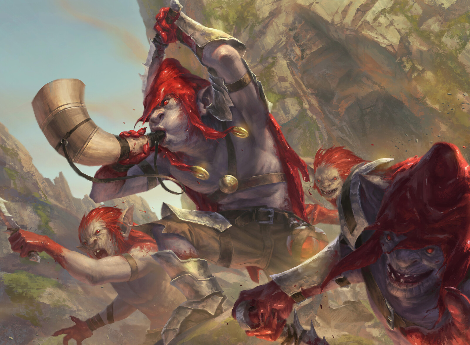 Redcap Raiders