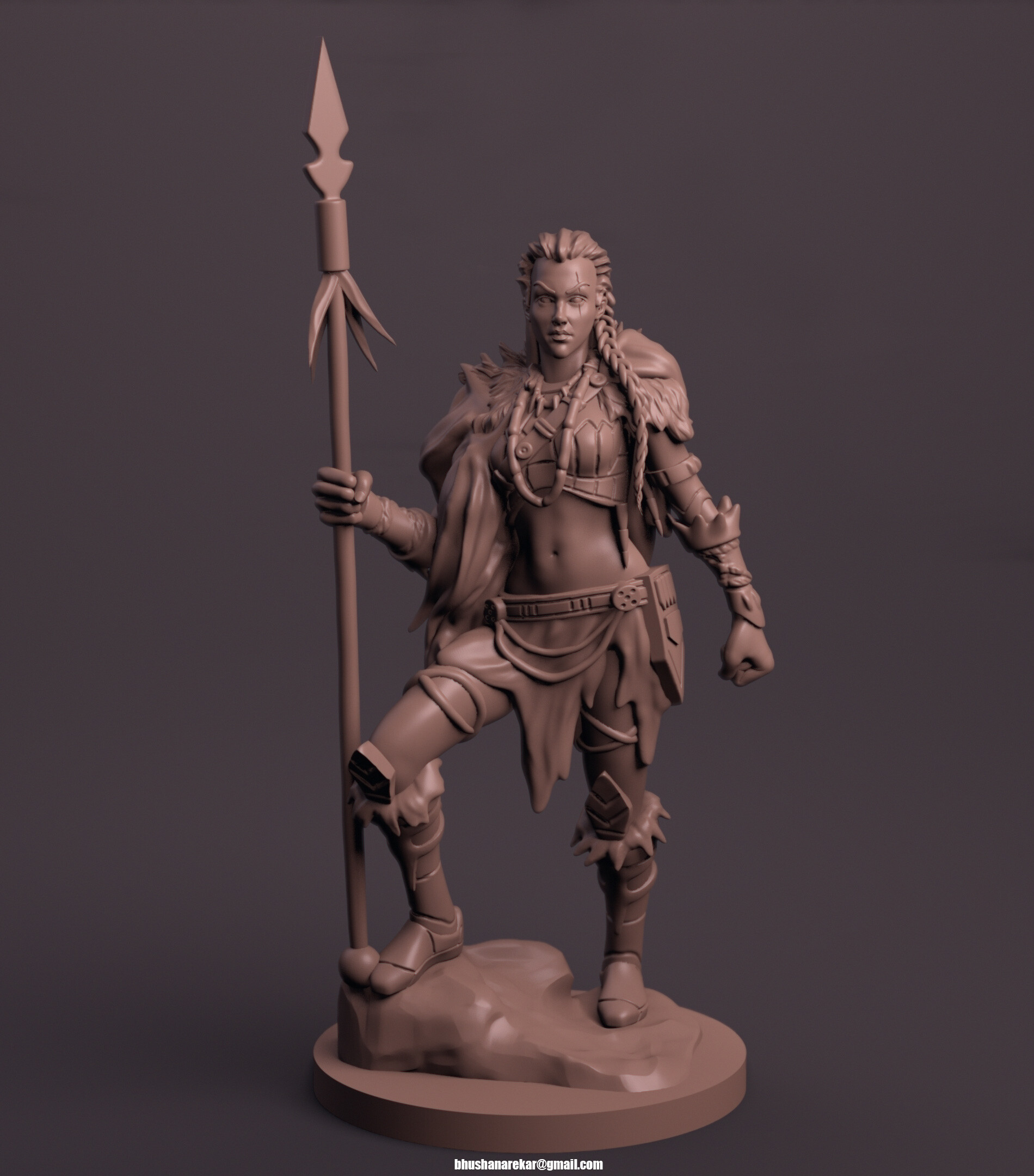Bhushan arekar amazon warrior