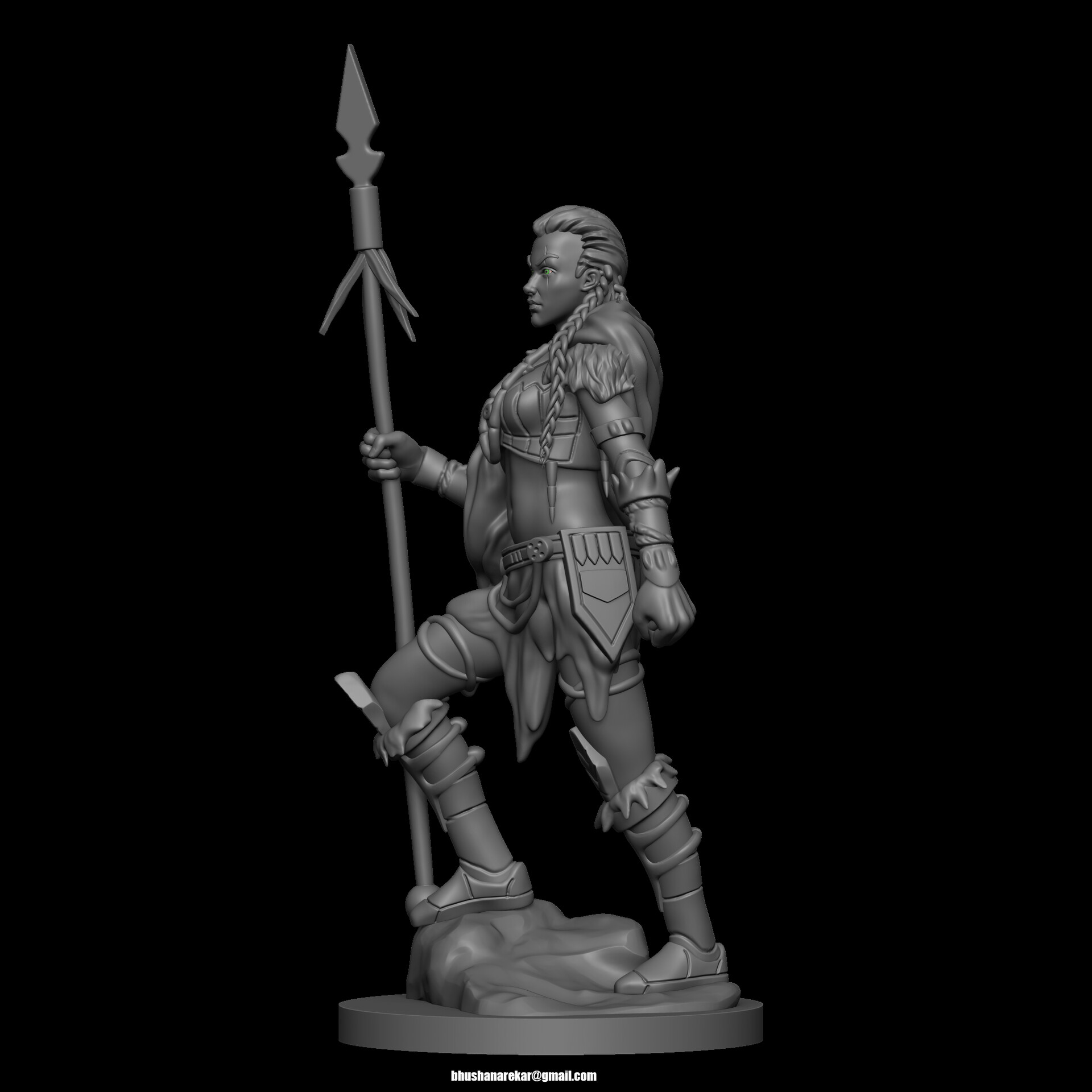 Bhushan arekar amazon warrior 2