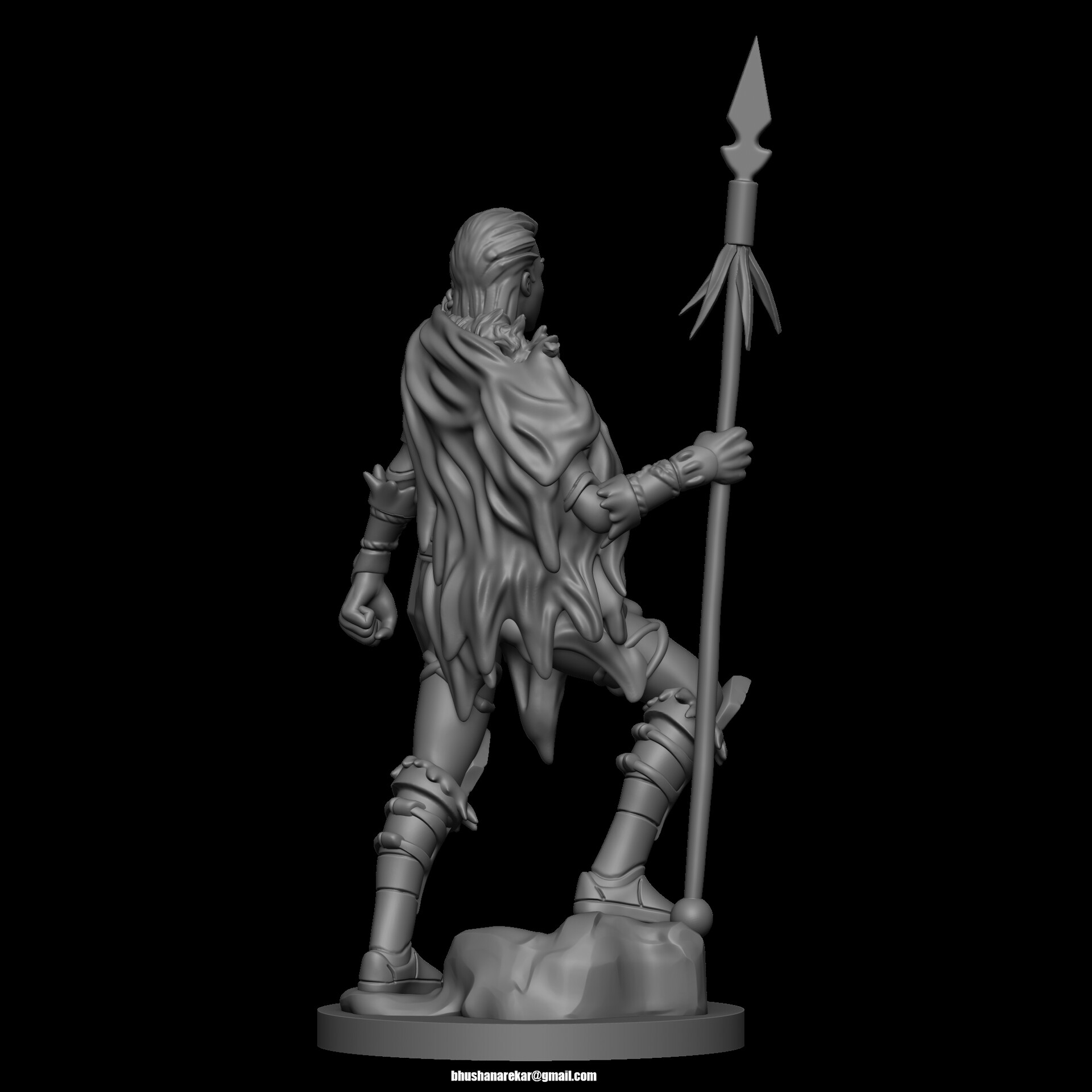 Bhushan arekar amazon warrior 3
