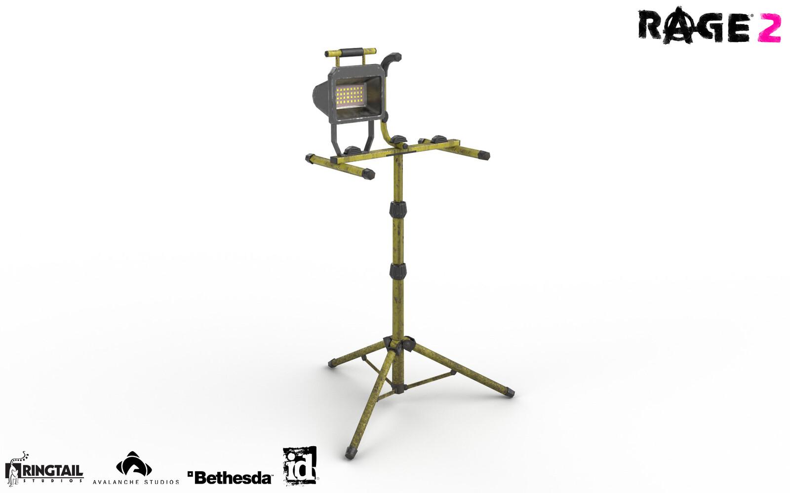 Lamp Tripod