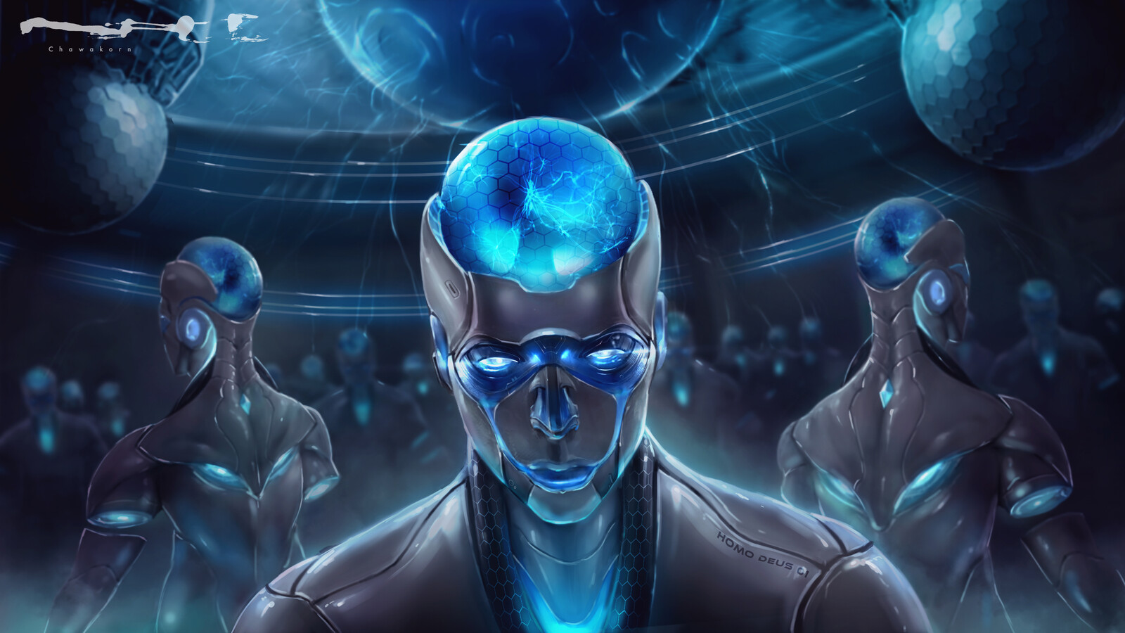Become Humanoid
