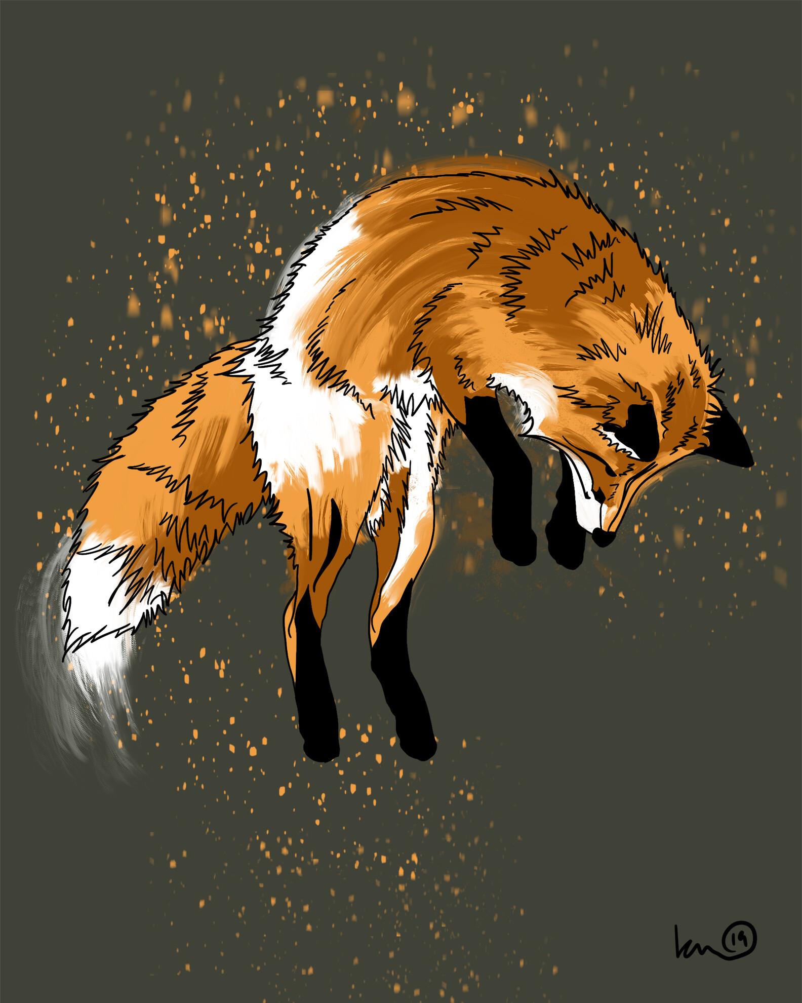Kate miterko fox