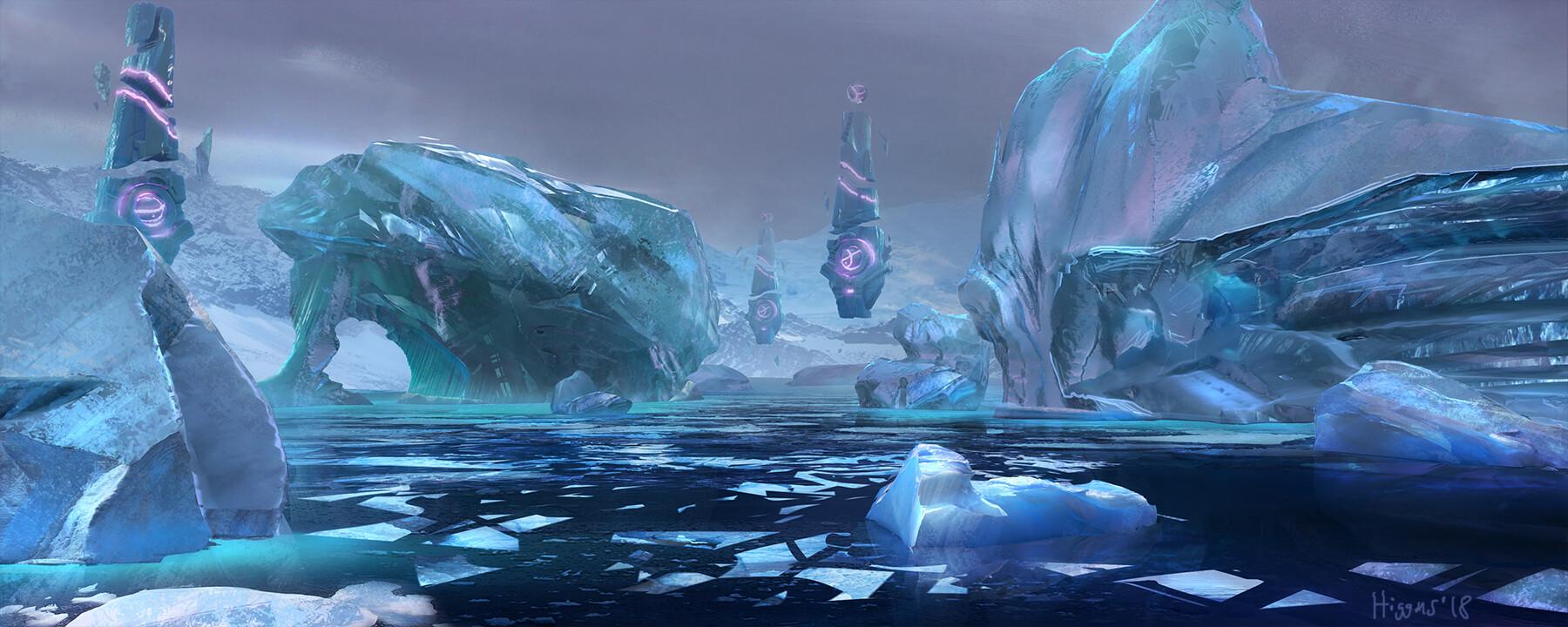 Brian higgins icezone web