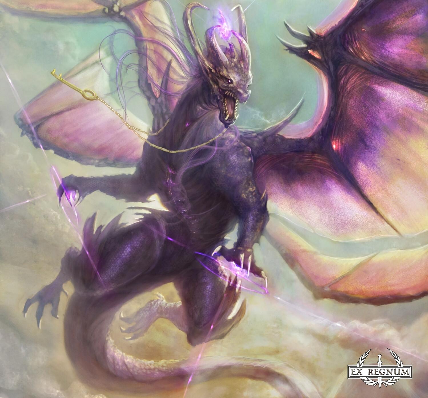 Lorenn tyr dragon by lorenn tyr