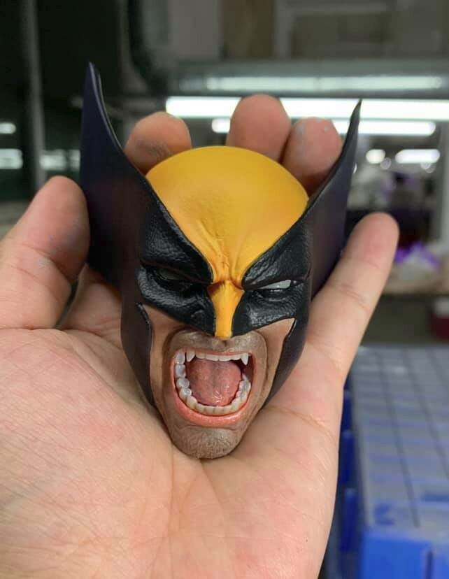 Sneak Peek! Wolverine