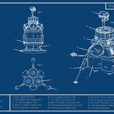 Fabian steven blueprint micro trilander cam eng