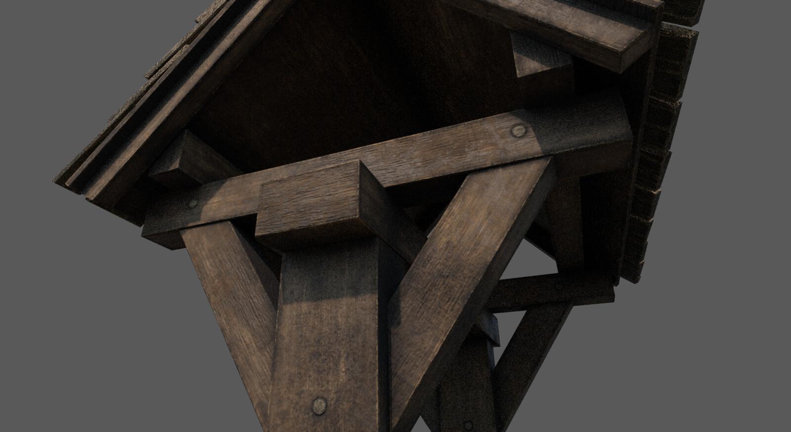 Wishing Well - Detail