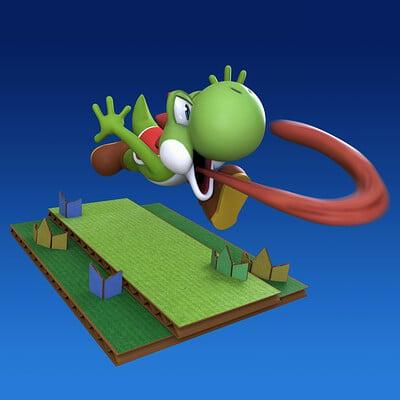 Run Yoshi Run!