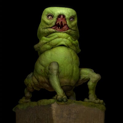 Maxim verehin creeper by verehin