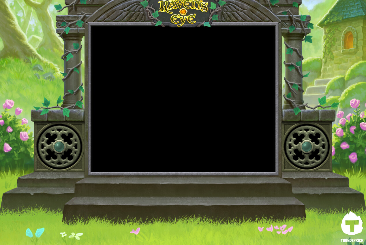 The main game background