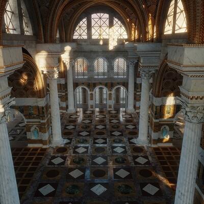 Joao silva basilica maxentius