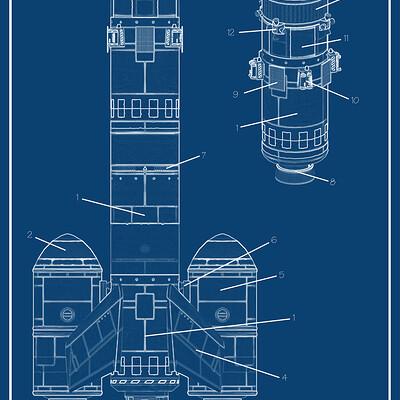 Fabian steven blueprint kerbal i