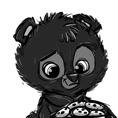 Vipin jacob cookie bear