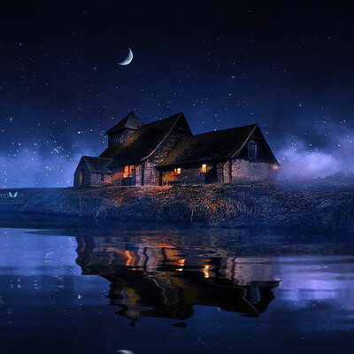 Gene raz von edler the house by the lake by ellysiumn as version