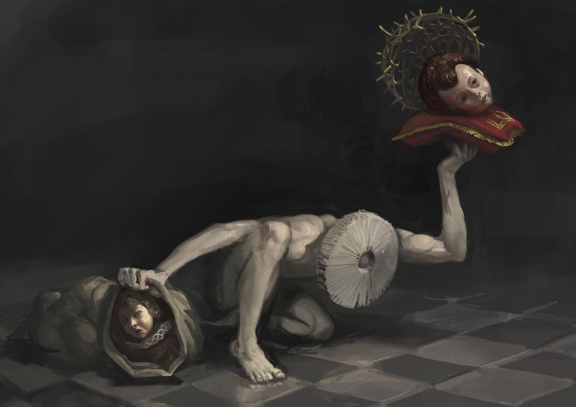 Beheaded Chambelain
