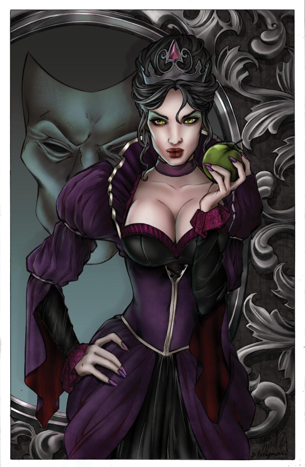 Evil Queen - Colors