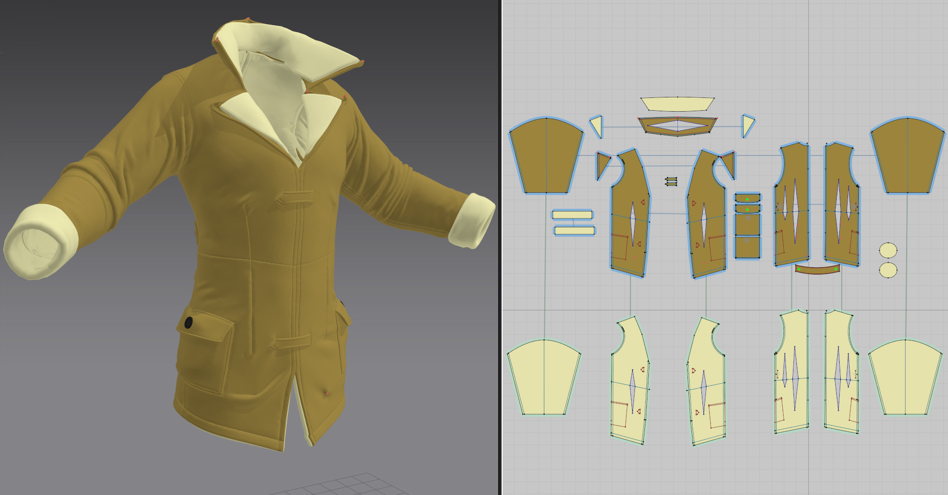 Marvelous Jacket Pattern
