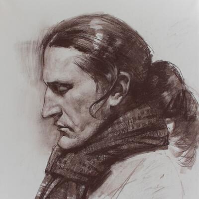Pavel goloviy portrait mikhail