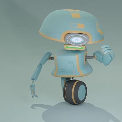 Zup media shroom robot1
