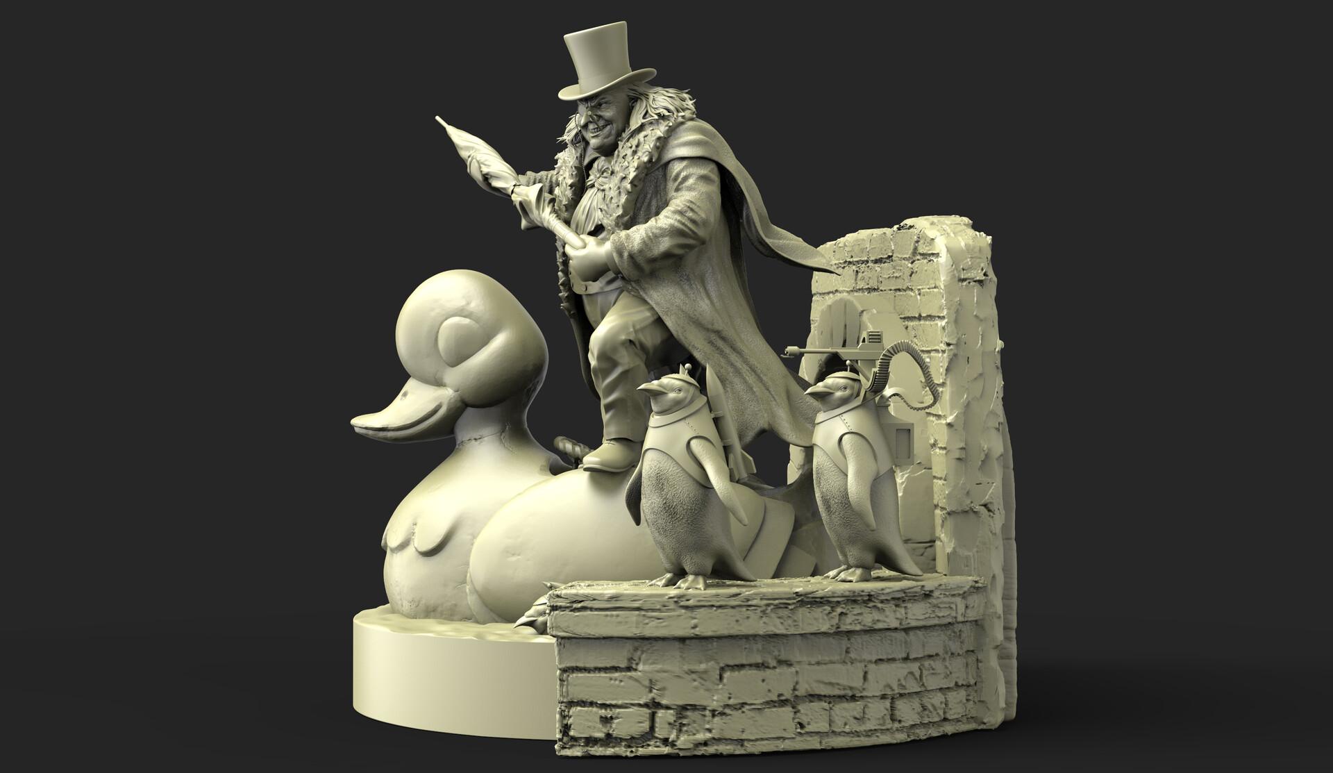 Andre ferwerda penguin 09