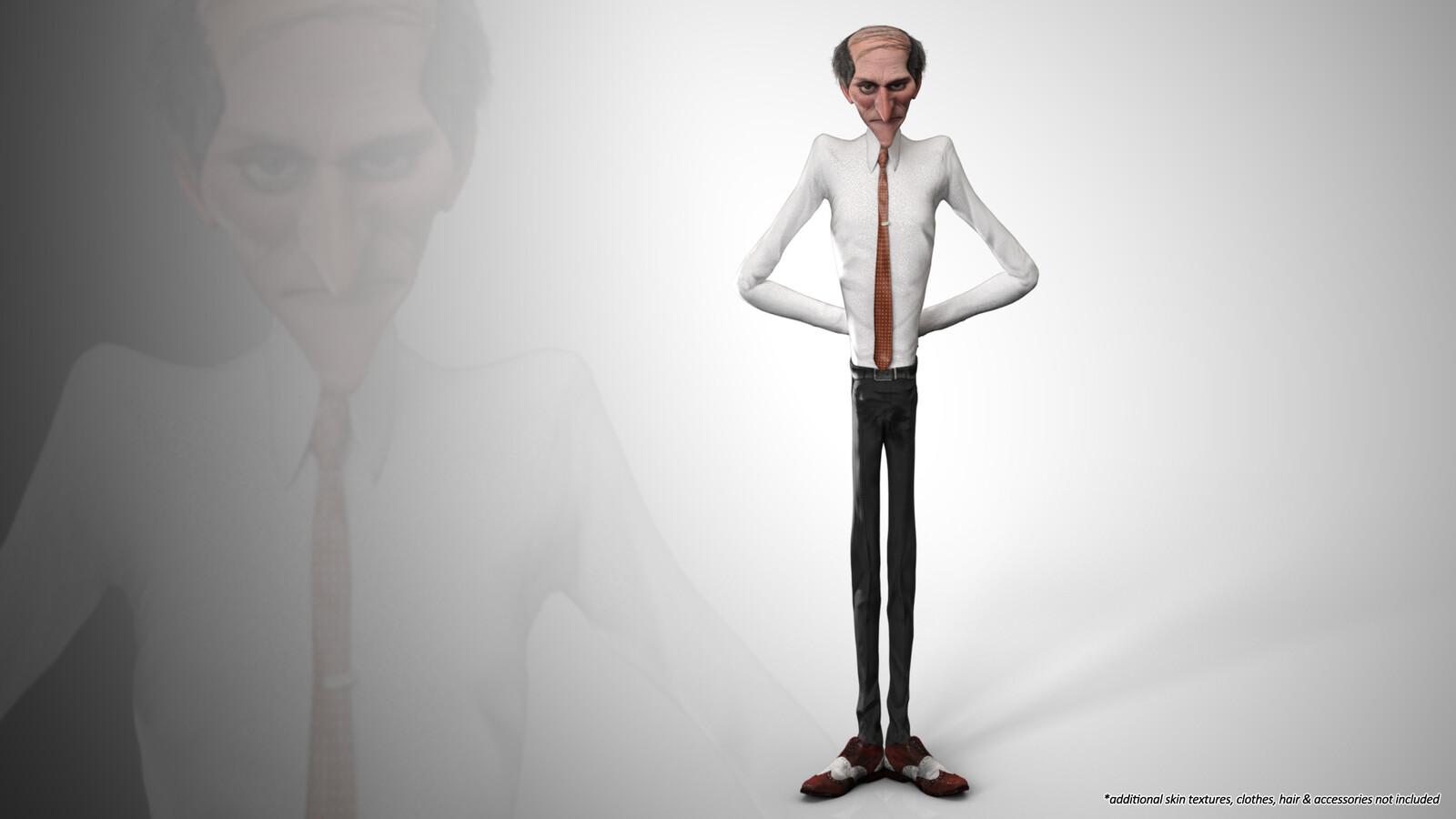 CC3 Harold