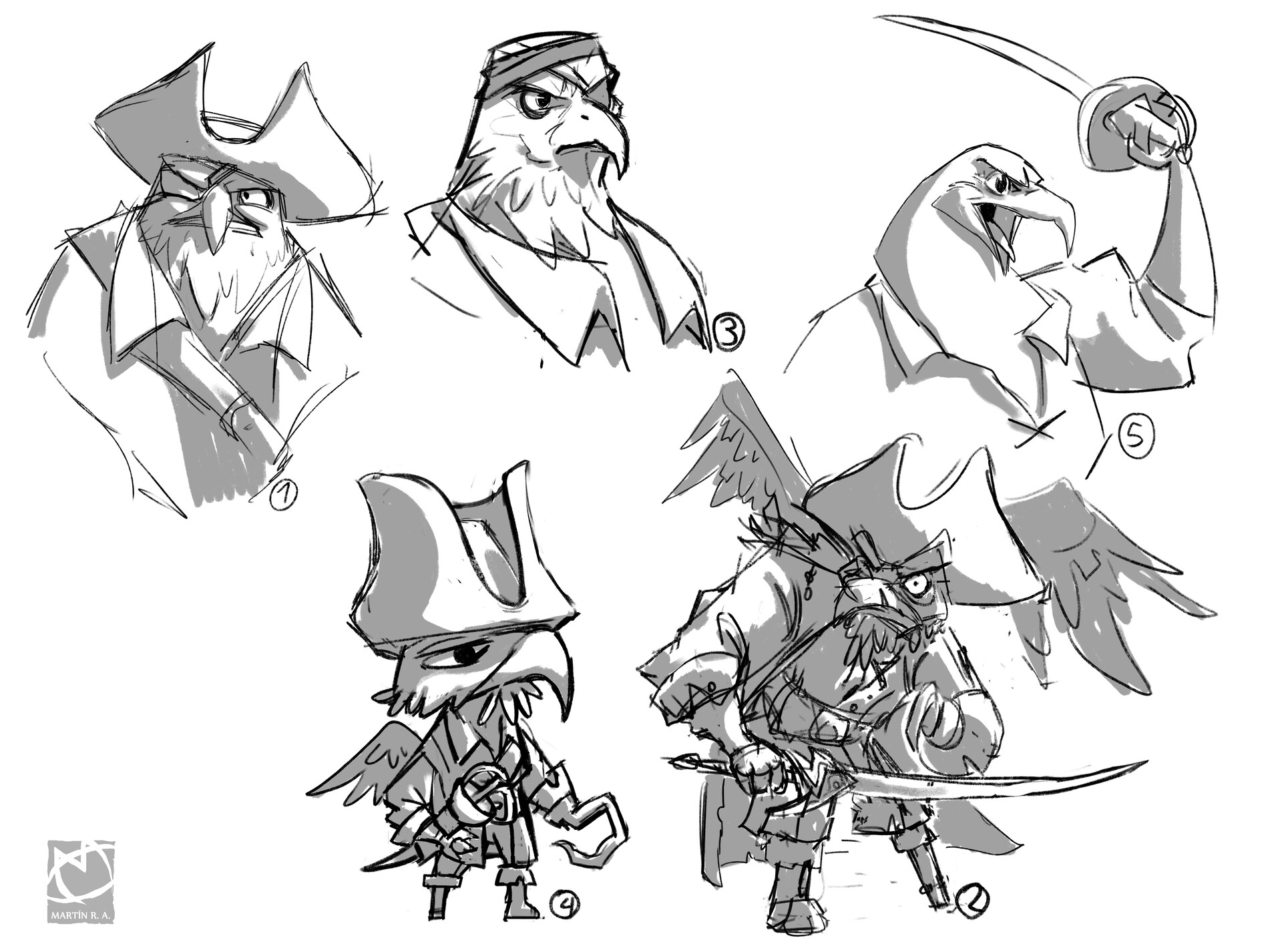 First concepts