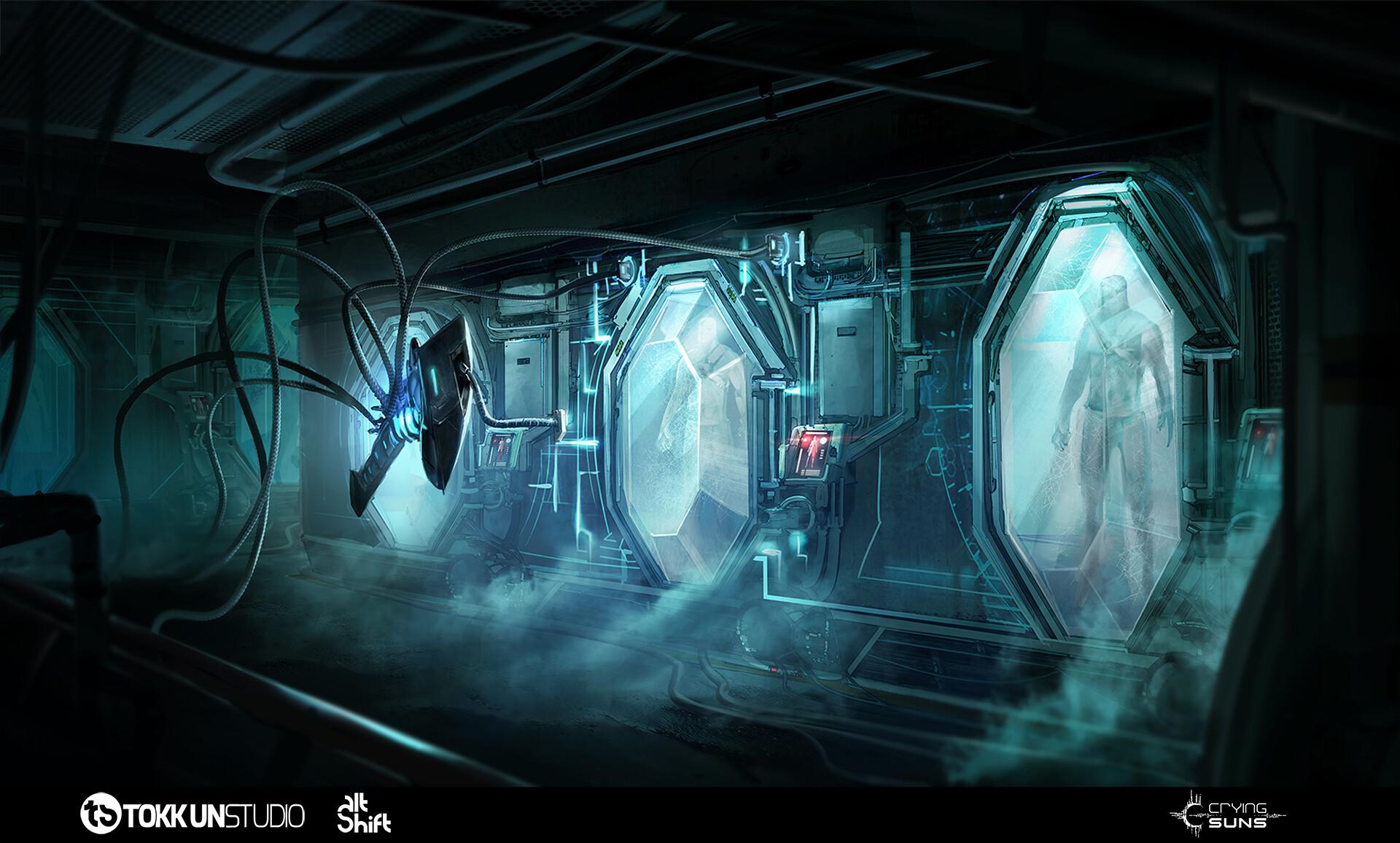 Tokkun studio cryopods 1080