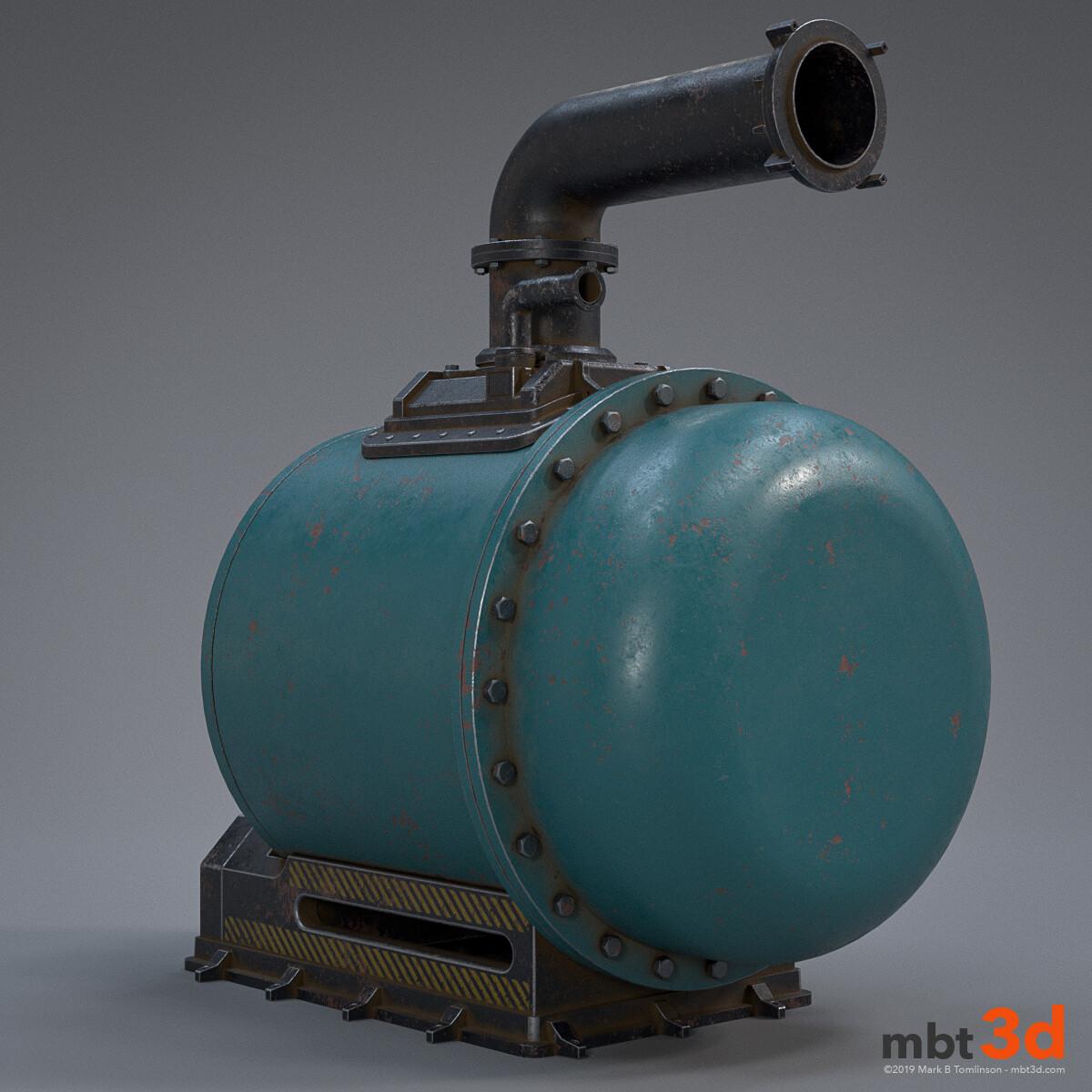Belly Boiler: